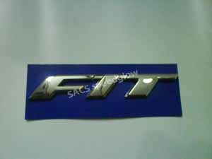 EMBLEM FIT ALL NEW JAZZ