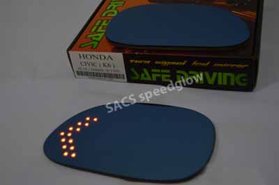 LED SIGN MIRROR HONDA ESTILO GENIO