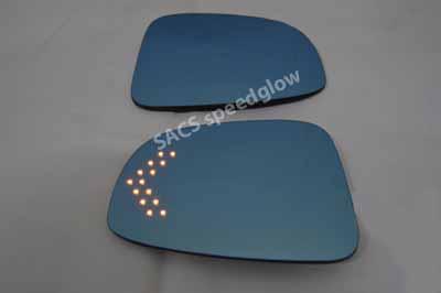 LED SIGN MIRROR ALL NEW MAZDA 2 / MAZDA 6