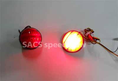 LED REFLECTOR BUMPER BELAKANG TOYOTA FORTUNER